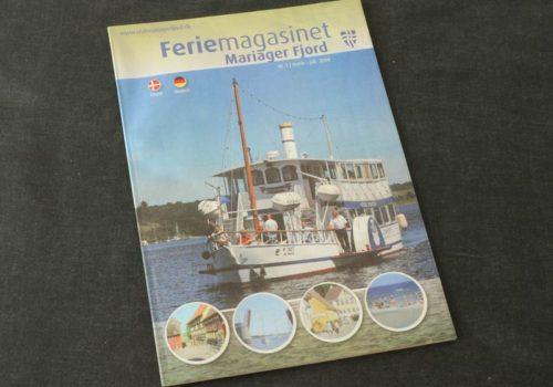Brochurer For Mariagerfjord Kommune