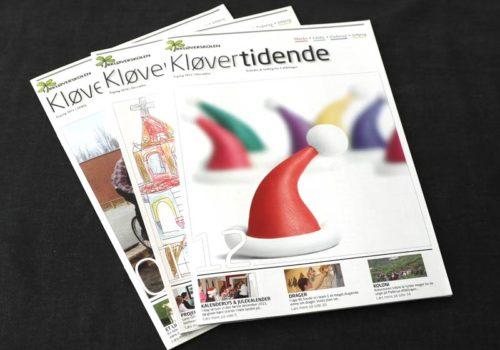 BrochureDesign – Firkløverskolen.